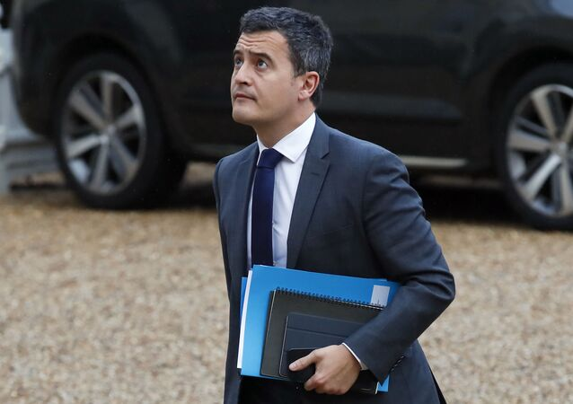Gérald Darmanin (photo d'archives)