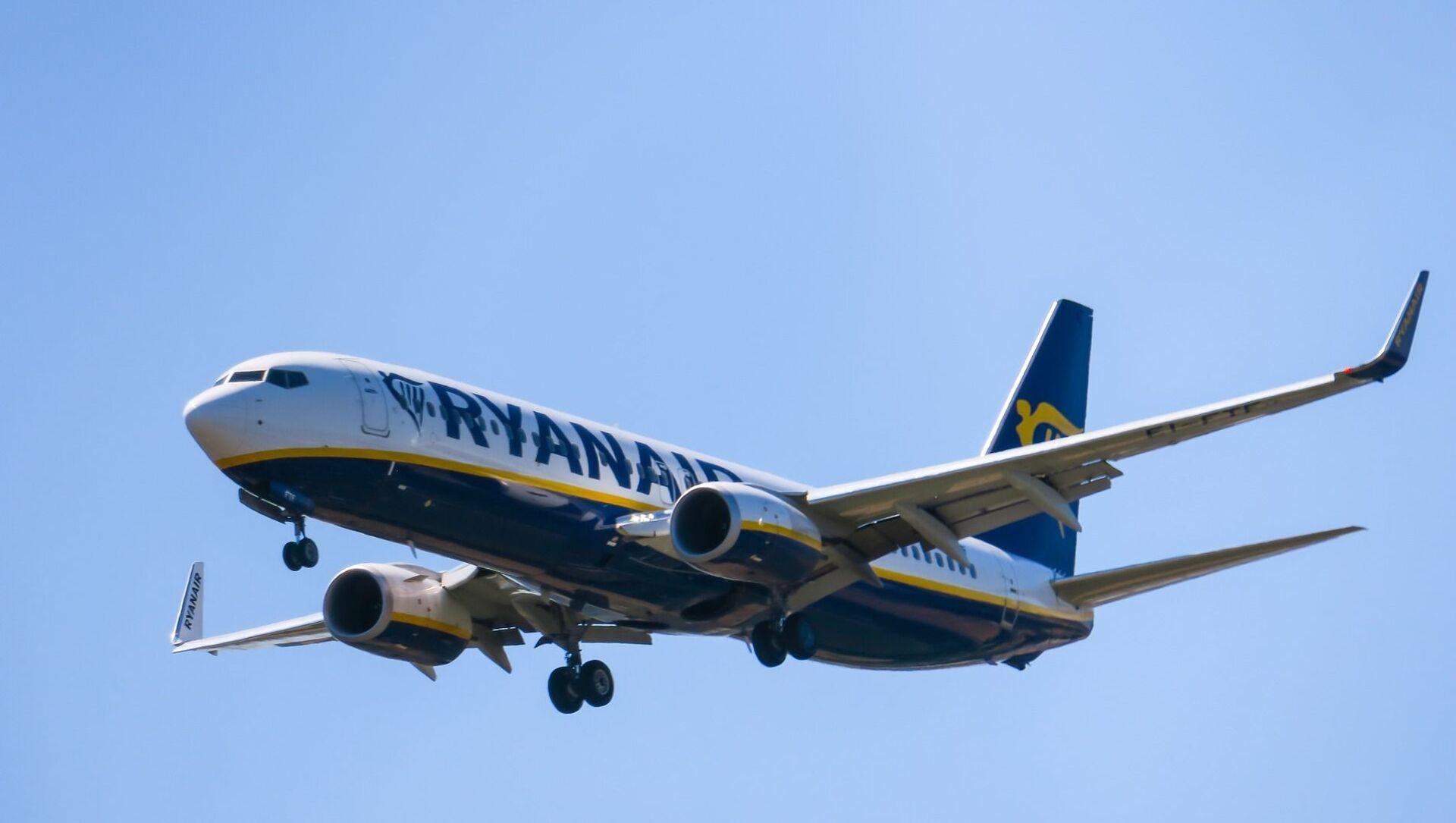 Un Boeing 737 de Ryanair  - Sputnik France, 1920, 08.09.2021