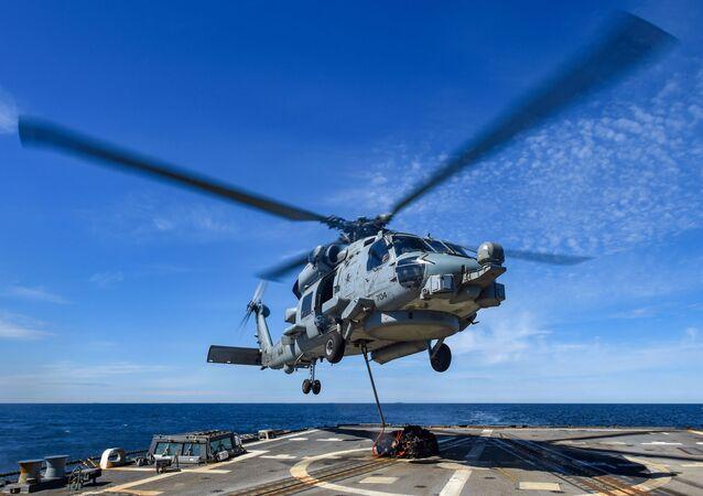 Hélicoptère MH-60R Seahawk