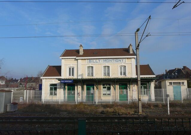 Gare de Billy Montigny
