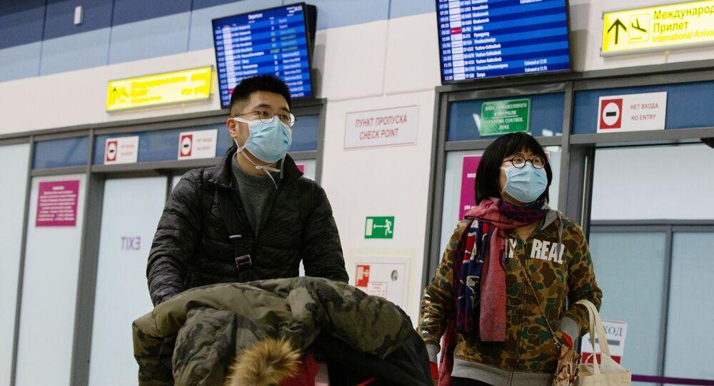 Coronavirus chinois