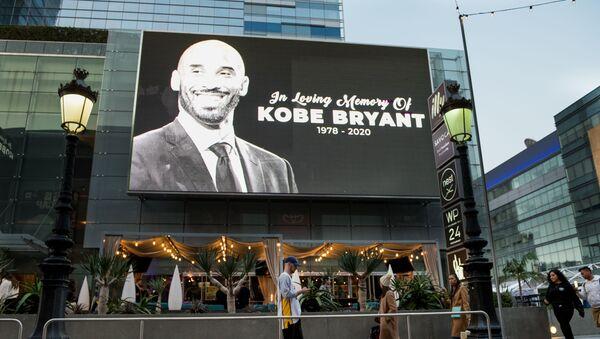 Kobe Bryant - Sputnik France