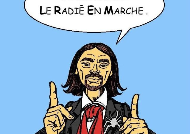 Cédric Villani, le radié en marche poursuit son rêve de mairie de Paris