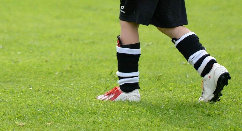 Football (image d'illustration)