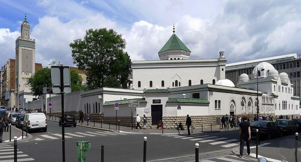 Grande mosquée de Paris - Paris V