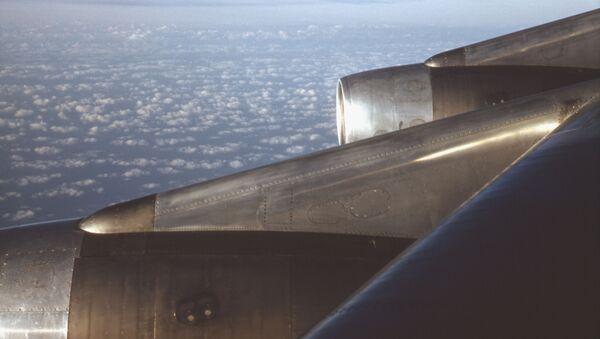 Un DC-8 en vol (image d'illustration) - Sputnik France