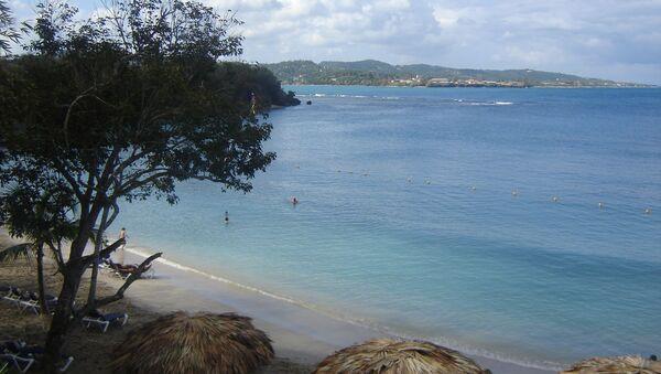 Lucea, Jamaïque - Sputnik France
