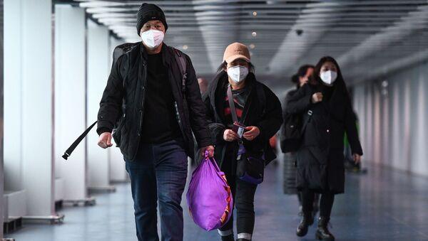 Усиление санитарно-карантинного контроля в аэропортах - Sputnik France