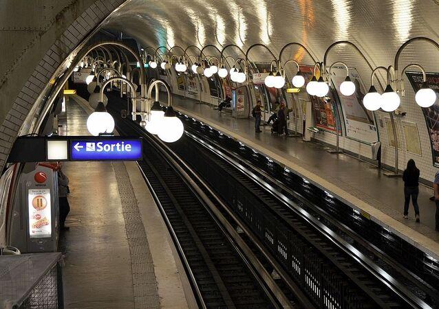 Le métro de Paris