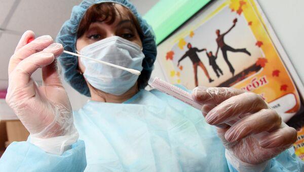 Карантинный контроль в поликлинике - Sputnik France