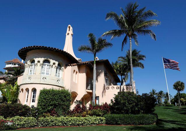 La résidence de Donald Trump Mar-a-Lago en Floride