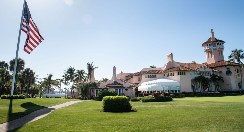 Mar-a-Lago, la résidence de Donald Trump en Floride (photo d'archives)