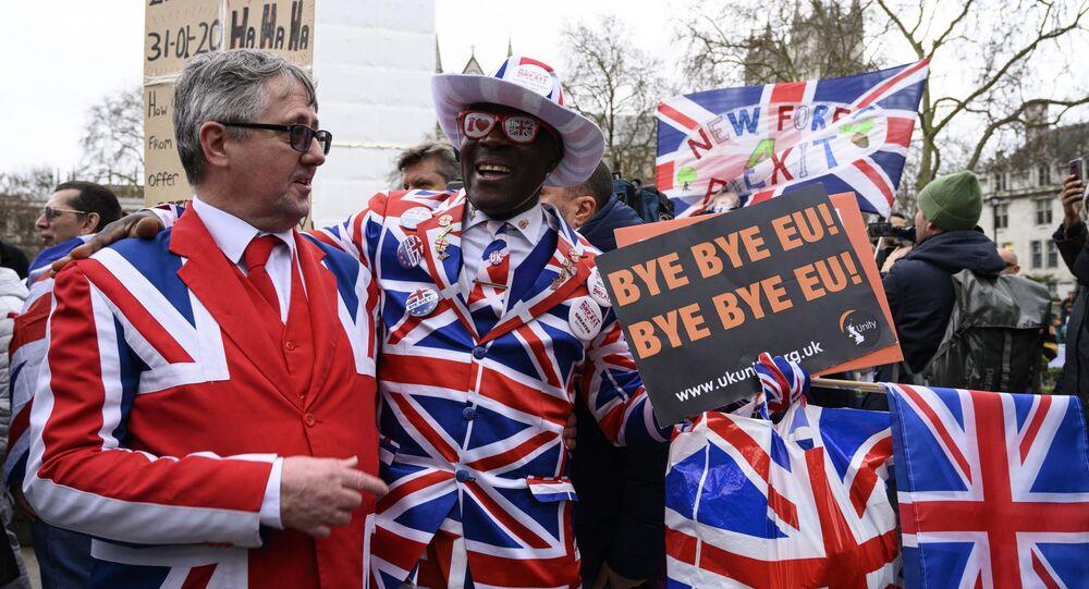Le Brexit est devenu effectif