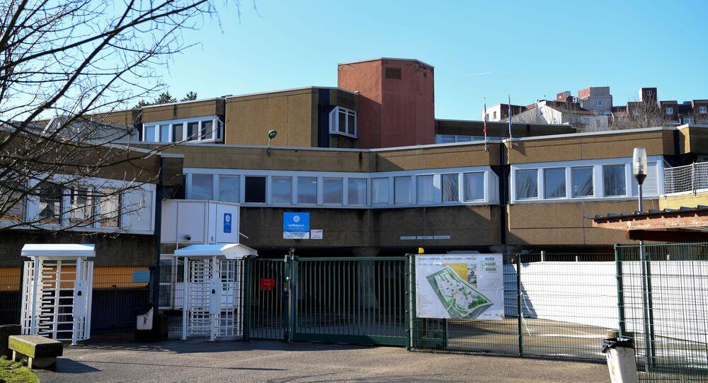 Lycée de Villefontaine