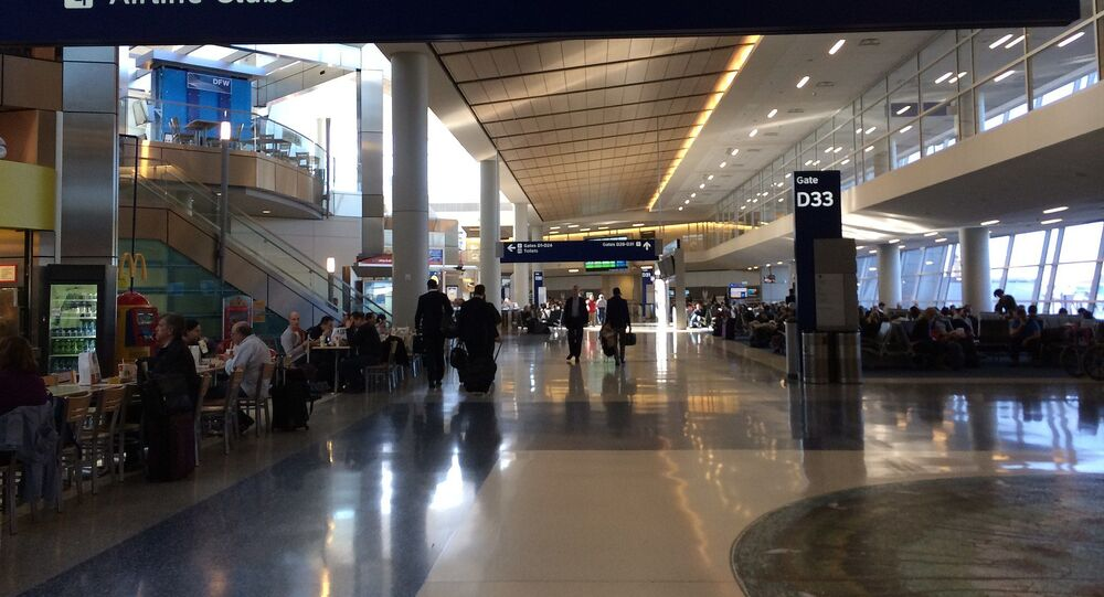 Aéroport international de Dallas-Fort Worth