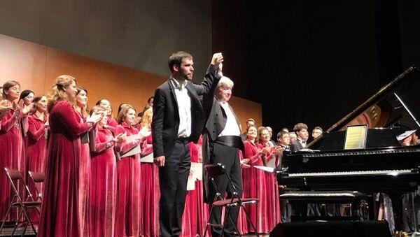 Le Chœur philharmonique d'Ékaterinbourg au festival La Folle journée - Sputnik France