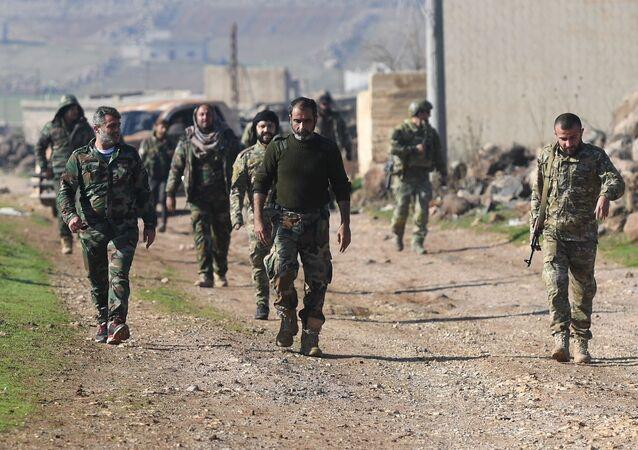 Province d'Idlib, décembre 2019