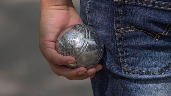 une boule de pétanque - Sputnik France