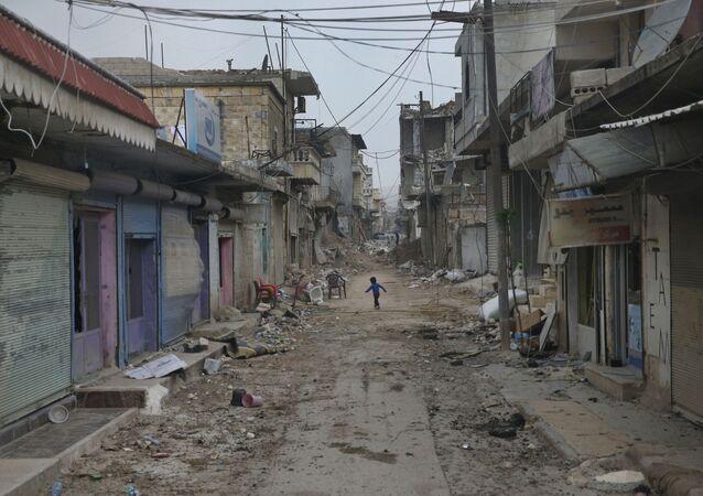 Afrine, Syrie (archive photo)