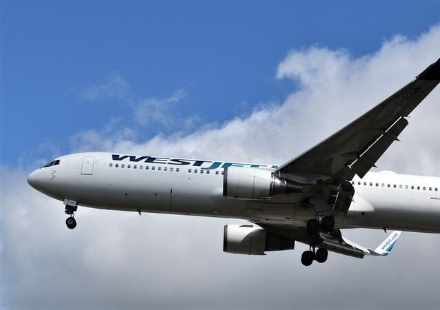 Un Boeing 767-300 de WestJet (archive photo)