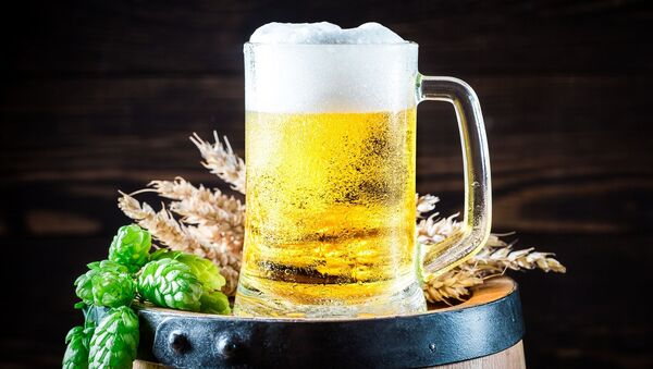 Une chope de bière - Sputnik France