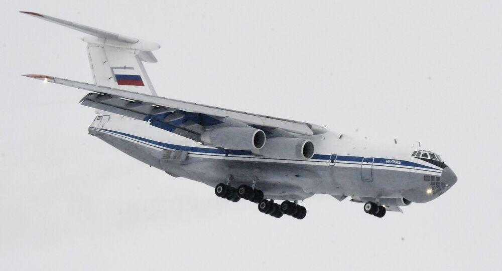 Il-76 (image d'archives)