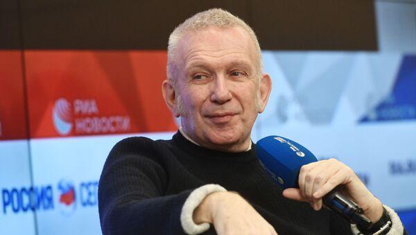 Jean-Paul Gaultier, le 5 février 2020, Moscou - Sputnik France