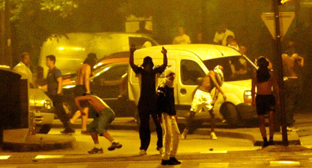 Des émeutes à Grenoble