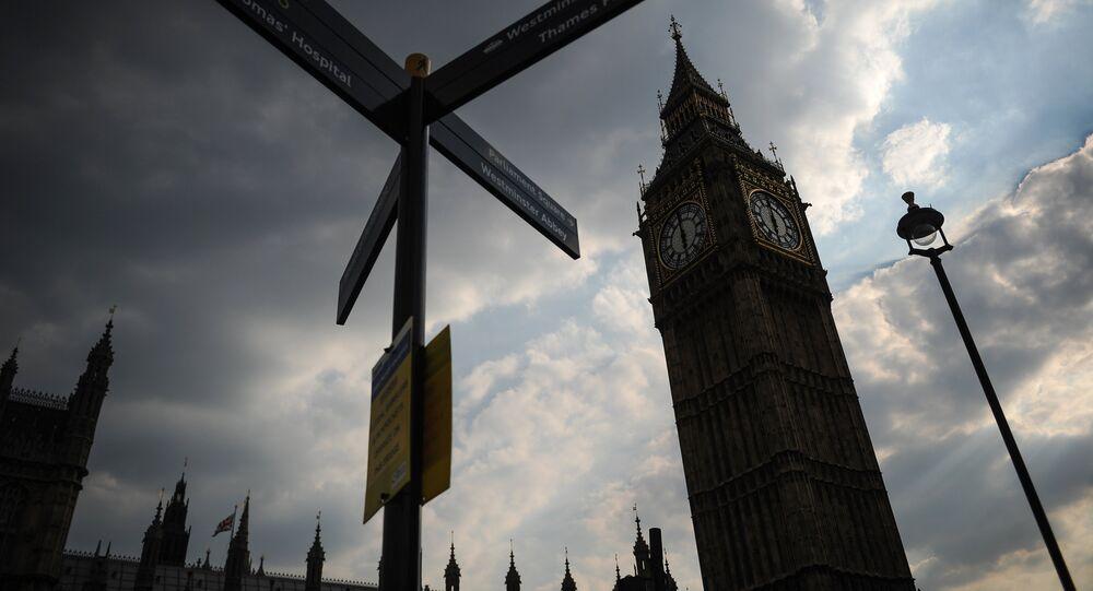 Tour de Westminster Palace