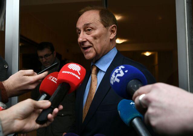 Didier Gailhaguet annonce sa démission