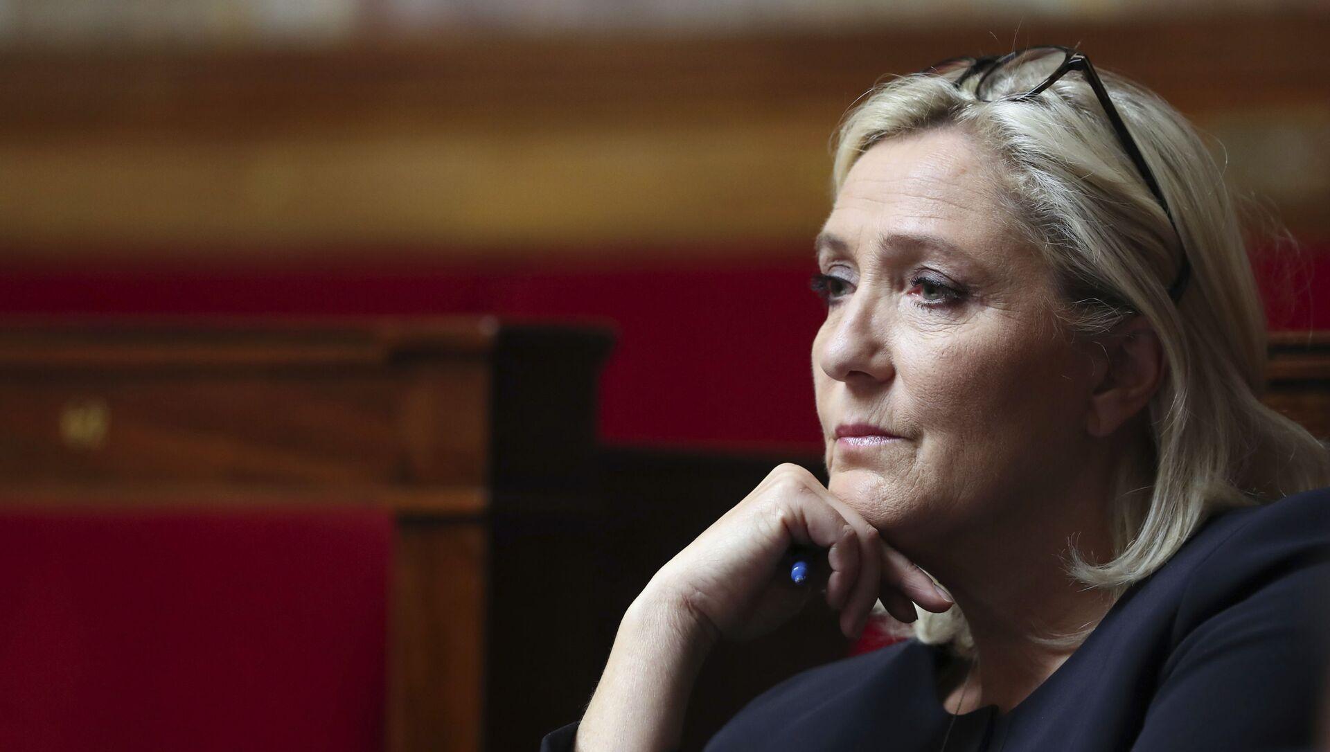 Marine Le Pen - Sputnik France, 1920, 03.09.2021
