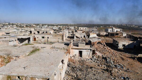 Le gouvernorat d'Idlib (archive photo) - Sputnik France