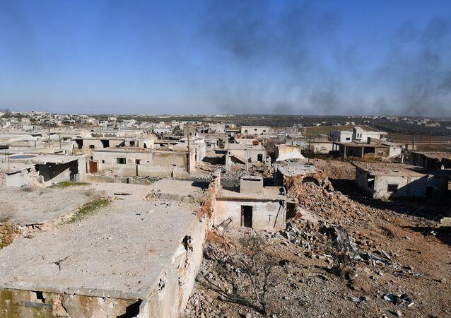 Dans le gouvernorat d'Idlib (archive photo)