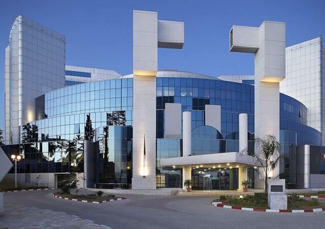 Ministère des finances - Alger - Algérie