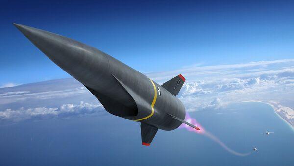 Lancement d'un missile hypersonique (conception d'artiste) - Sputnik France