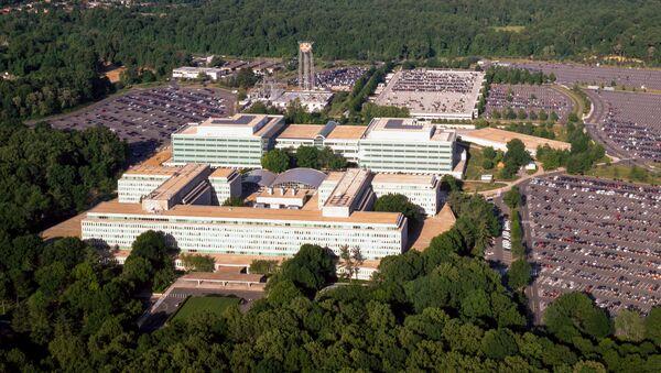 Le siège de la CIA à Langley, en Virginie - Sputnik France