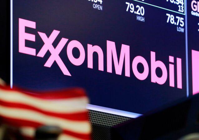 Logo d'ExxonMobil