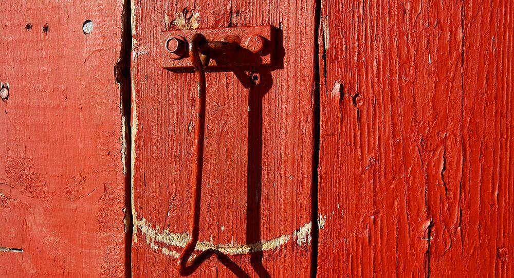 Porte (image d'illustration)