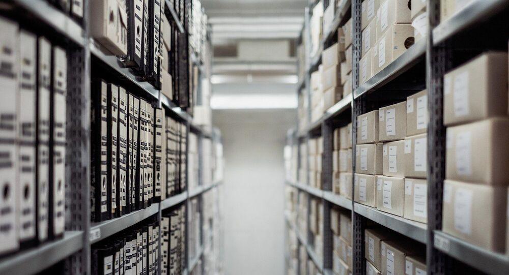 des archives (image d'illustration)