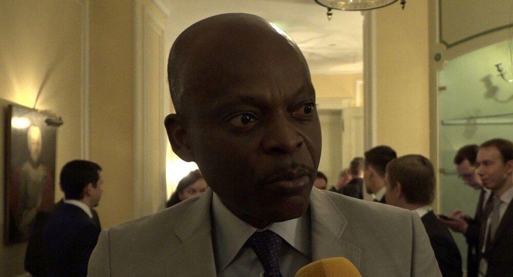 Robert Dussey, Ministre des Affaires Etrangères du Togo