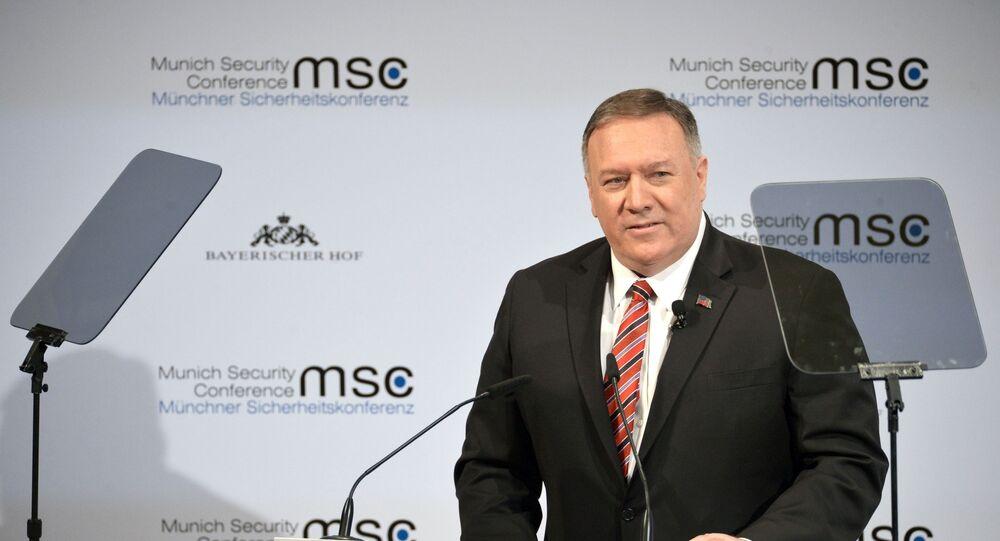 Mike Pompeo à la Conférence de Munich sur la sécurité