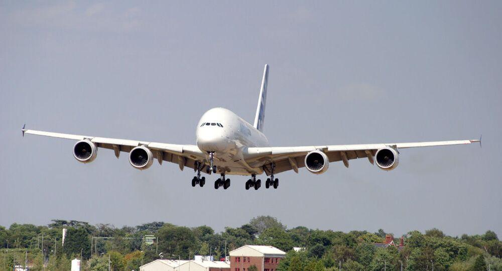 Arrêt de l'exploitation des Airbus A380 — Air France