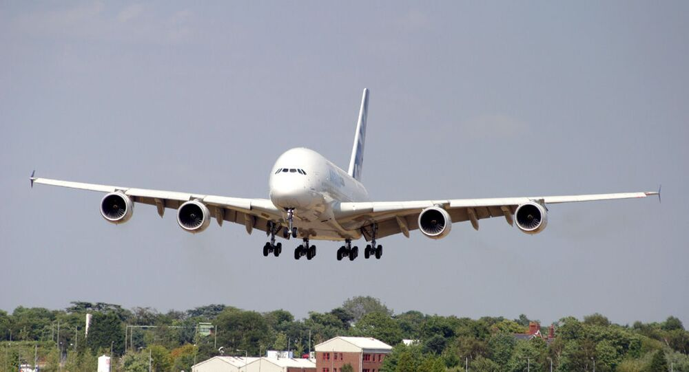 Air France-KLM sort de sa flotte ses neuf gros-porteurs A380