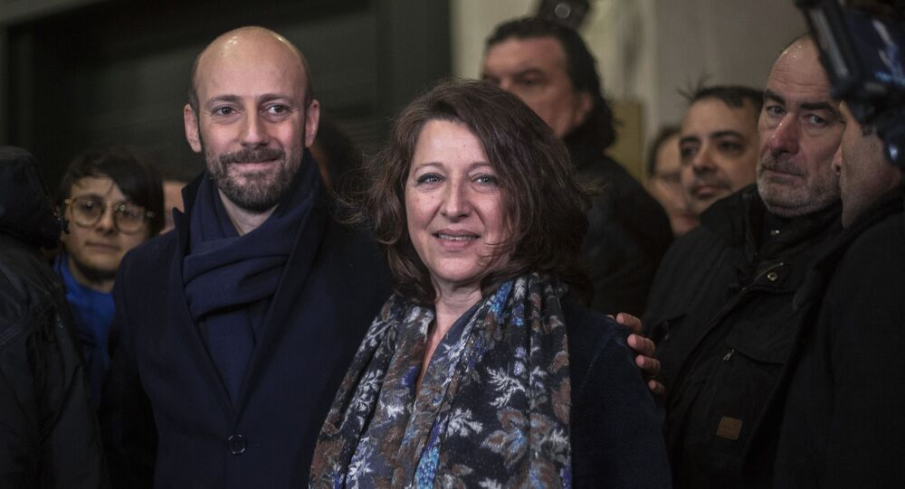 Agnès Buzyn, le 16 février 2020