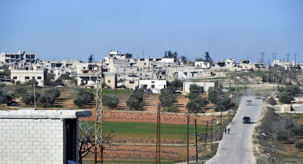 Le gouvernorat d'Idlib (photo d'archives)
