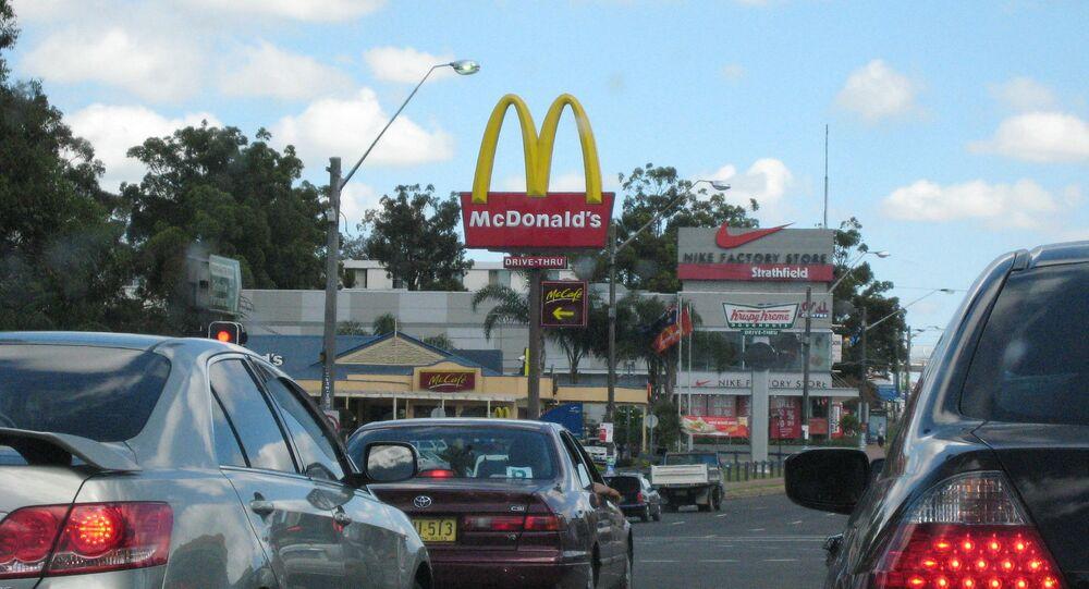 McDonald's à Sydney