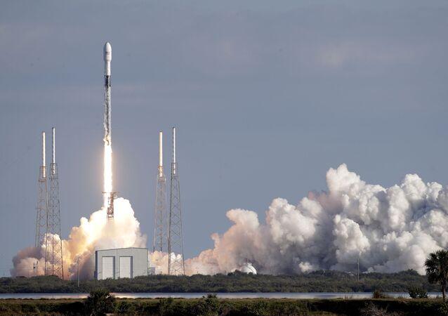 Un autre lancement de Falcon 9 avec des satellites, le 29 janvier 2020