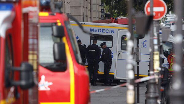 Ambulance en France - Sputnik France