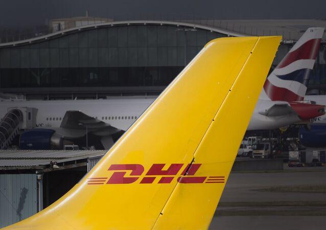 DHL, image d'illustration