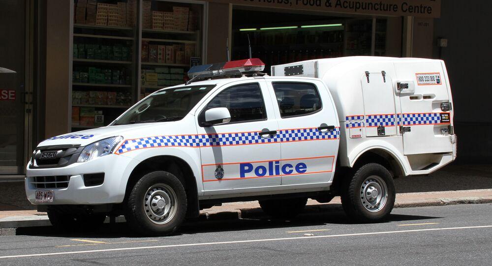 La police australienne (image d'illustration)